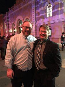 Scott Thomas with RC Bray
