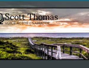 Scott Thomas - Voice Over Artist